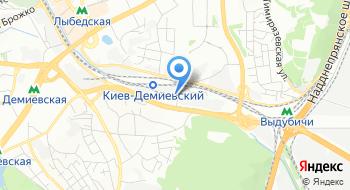 Техпромпроект на карте