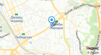 Компания Юка на карте