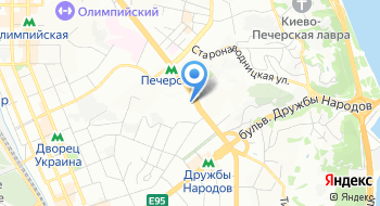 Around на карте