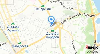 Детский клуб Капитошка на карте