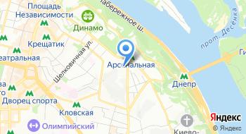 Сервисный центр ГП завода Арсенал на карте