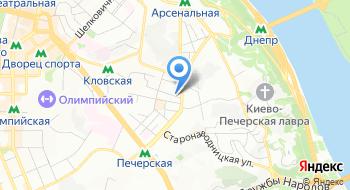 Вулик на карте