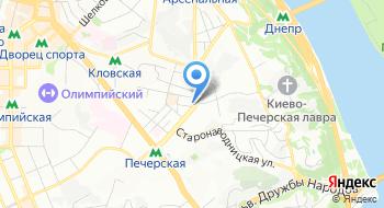 Фитнес-клуб Печерский на карте