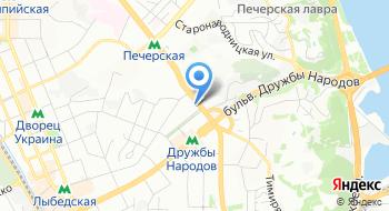 Компания Химнефтемашпроект на карте