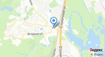 Интернет-магазин Shop-Mamka на карте