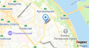 Кондитерская-ресторан Калина на карте