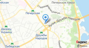 Прокуратура Киевской области на карте