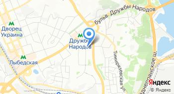 Укрбудцентрпроект на карте