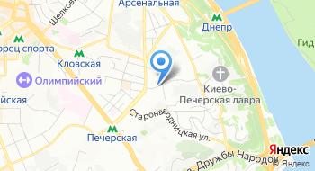Стаффс-Импек на карте
