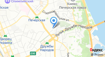 Военная прокуратура Киевского гарнизона на карте