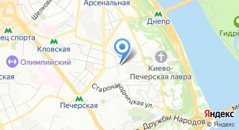 Амбулатория №10 КНП ЦПМСД Печерского района на карте