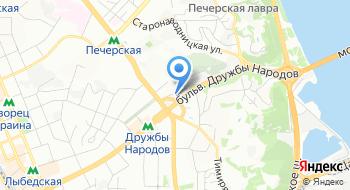 Киевский городской психоневрологический диспансер №2 на карте