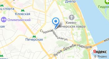 Консульство Российской Федерации на карте