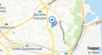 Интернет-магазин Starex.com.ua на карте