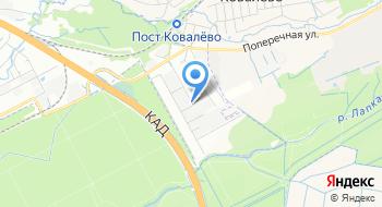 Тротуарная плитка на карте