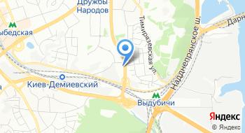 Административный корпус Национального транспортного университета на карте