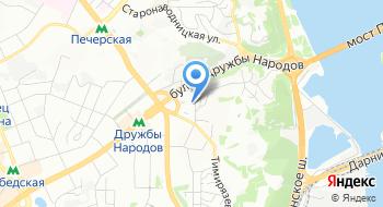 Компания Бетта-Сервис на карте
