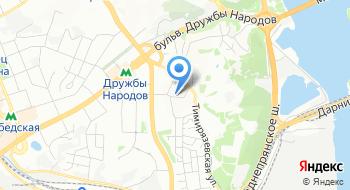 Медицинский центр АвенПро на карте