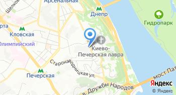 Творческая мастерская Арт Сад на карте