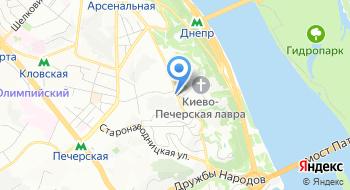 Воскресная школа Феодосеевского монастыря на карте