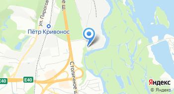 Киевская Торгово-промышленная палата Отдел экспертизы товаров Филиал при ВМО-3 Киевской региональной таможни на карте