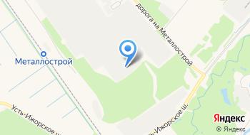 Тара.ру, склад на карте
