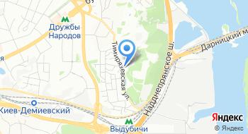 Детский туристический клуб на карте