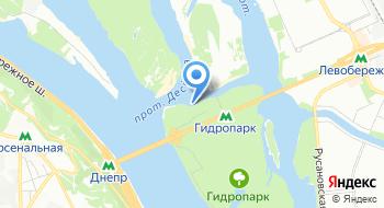 Пароходная компания Гидропарк на карте