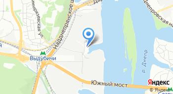 ГП Украинская государственная база Авиационной охраны лесов на карте