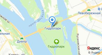Пейнтбольный клуб Планета на карте