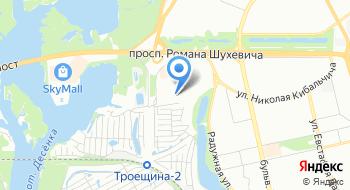 Гимназия Столица на карте