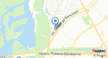SV-avto на карте