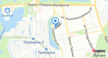 Магазин Здорова Вода на карте