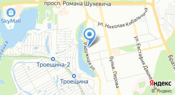 Компания Удобный переезд на карте