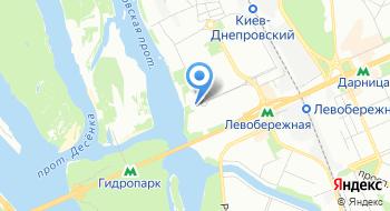 Патриарший собор Воскресения Христового Украинской греко-католической церкви на карте