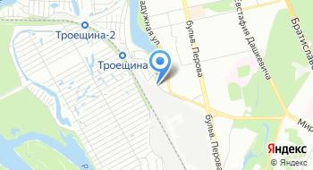 Компания Будстанок на карте