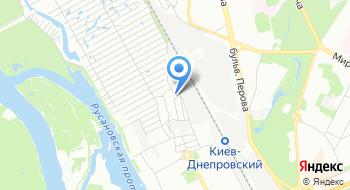 Киевгорвторресурсы, пункт приёма вторсырья на карте