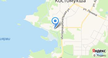 Агентство недвижимости Метротека на карте
