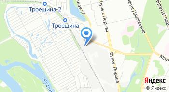 Черкасская продовольственная компания офис на карте