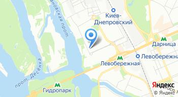 Украинская патронажная служба на карте