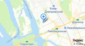 Центр семейной медицины Украинского лечебно-диагностического центра на карте
