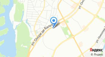 Управление Государственной казначейской службы Украины в Деснянском районе г. Киева на карте