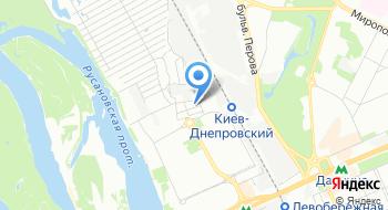 Компания Импульсмегаком на карте