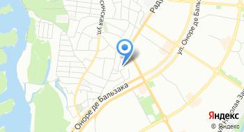 Фелинологический Альянс Украины на карте