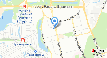 Специальная общеобразовательная школа-интернат №18 г. Киева на карте