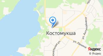 Костастрой на карте