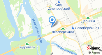 Международный выставочный центр на карте