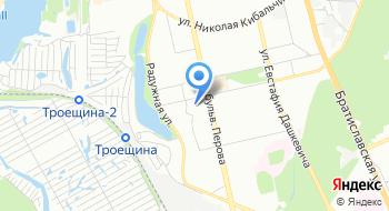 Компания Автостекла Киев на карте