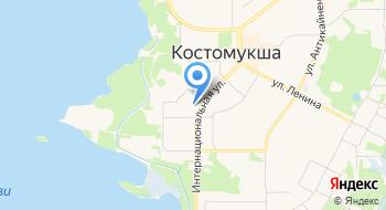Антен+ на карте