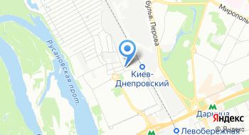 Интернет-магазин Raketasport на карте